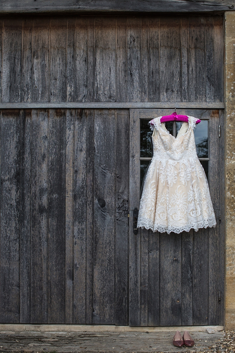 outdoor wedding in the cotswolds england uk by joie takaki photography